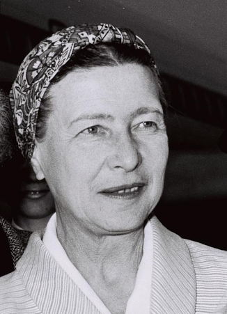 ​Simone de Beauvoir's Quotes :- An Ardent Feminist