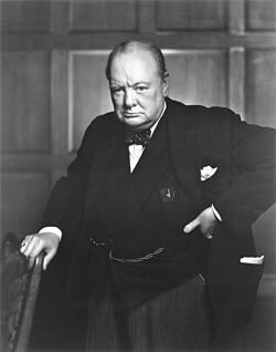 Winston Churchill – Quotes which gives hope for optimisticFuture