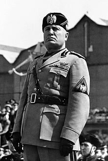 Benito Mussolini Quotes : Use for demerits of Socialism, Democracy