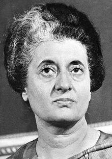 Indira Gandhi –Quotes