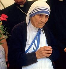 Mother Teresa – Quotes onPeace