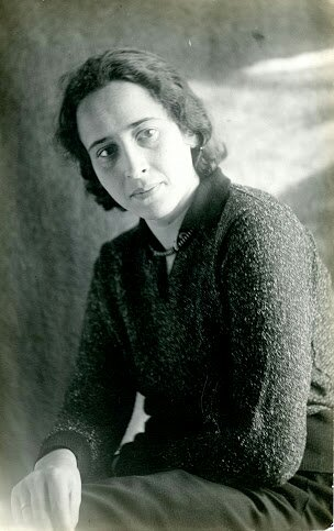 Hannah Arendt -VIP Quotes for Essay andEthics