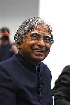 Missile man of India -Dr. APJ Abdul KalamQuotes