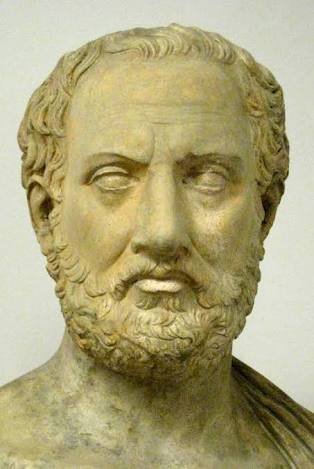Thucydides quotes for Realist ForeignPolicy